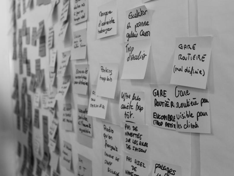 Workshop Parcours Client