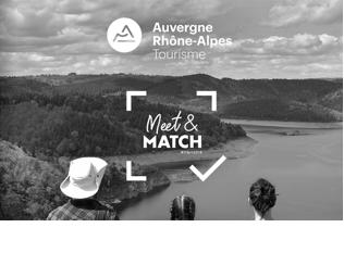 Meet & Match Auvergne-Rhônes-Alpes – 27 & 28 septembre