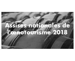 Assises nationales de l'oenotourisme – 20 novembre