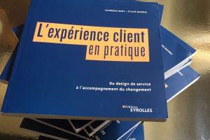 Livre experience client en pratique offert pour chaque CX masterclass