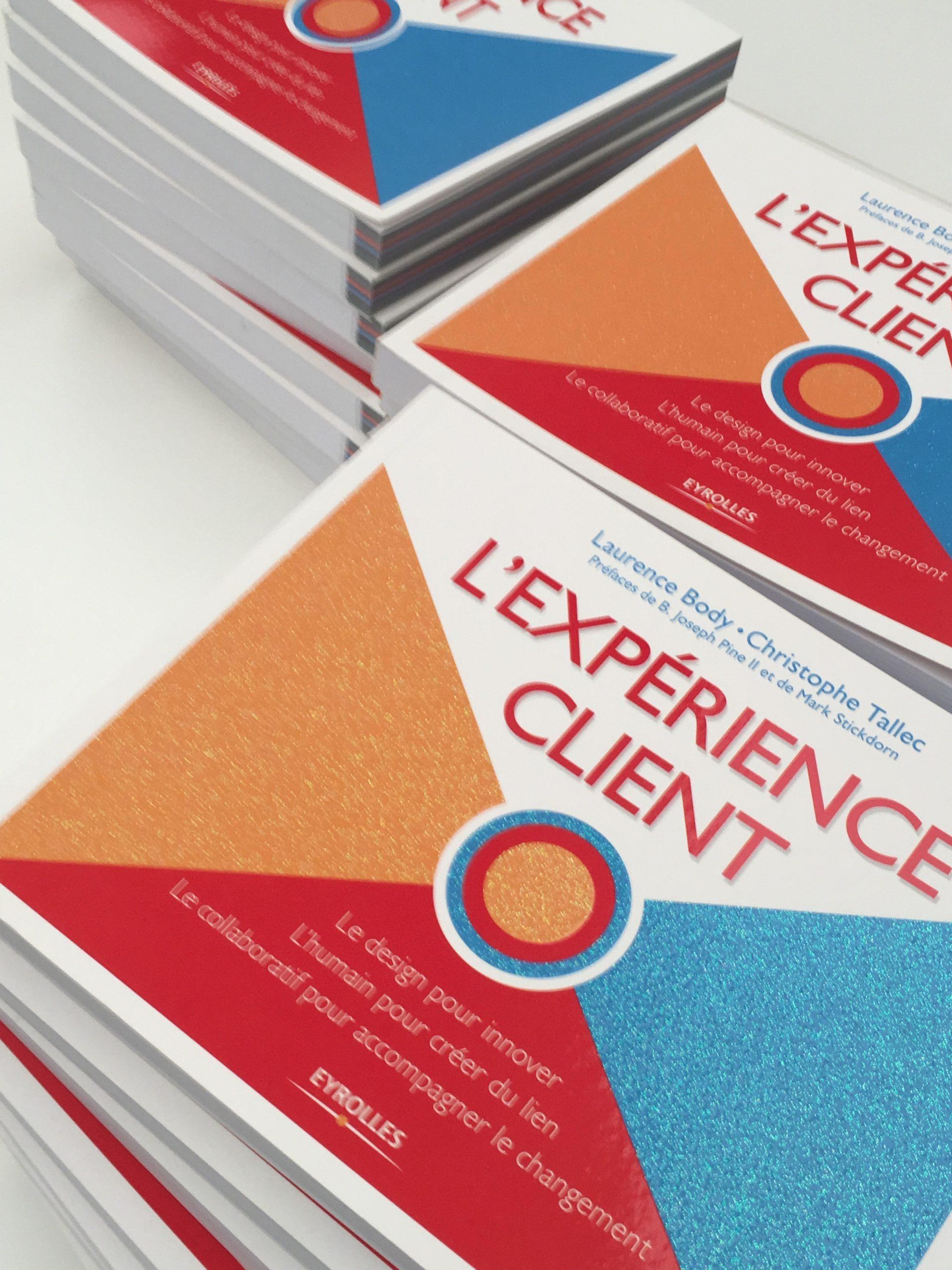 Livre Expérience Client offert